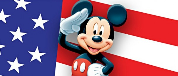 Mickey Loves Military Discounts