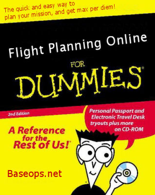 The Flight Planning Cookbook | Baseops